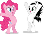 SoGreatandPowerful and Pinkie Pie Swear