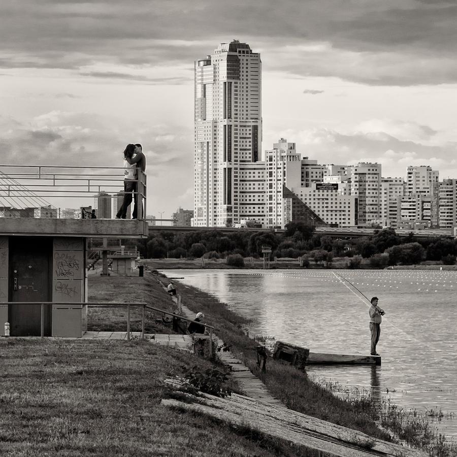 Evening scenes by Igor-Demidov