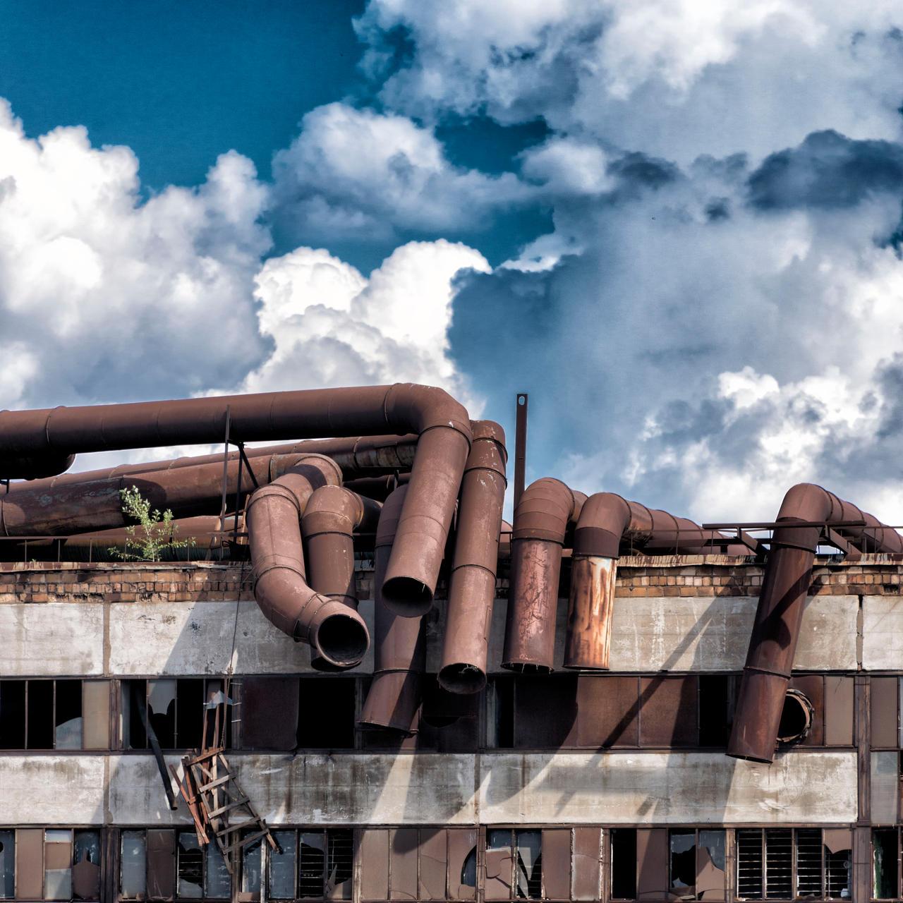 Cloud factory breakdown by Igor-Demidov