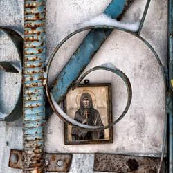 Metal shrine by Igor-Demidov