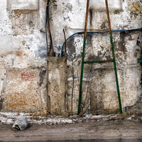 just A wall by Igor-Demidov