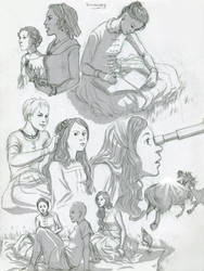 TP: Dove Character Study