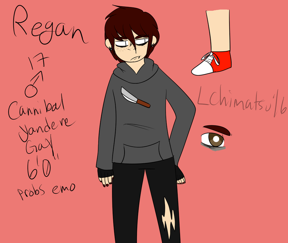 Regan Ref by swagdoggos