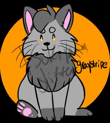 Graystripe sticker?? by swagdoggos