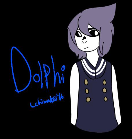 Dolphi by swagdoggos