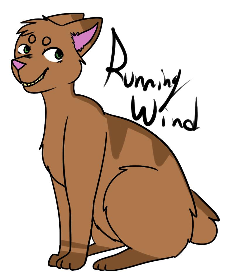 Runningwind by swagdoggos