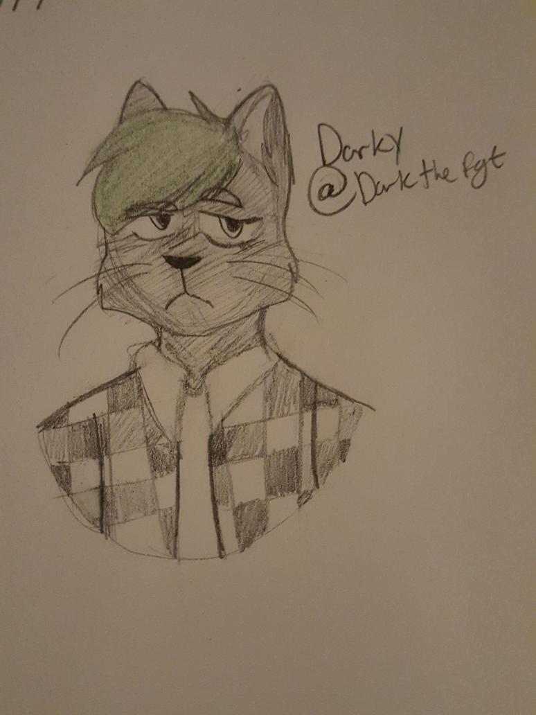 Darky by swagdoggos