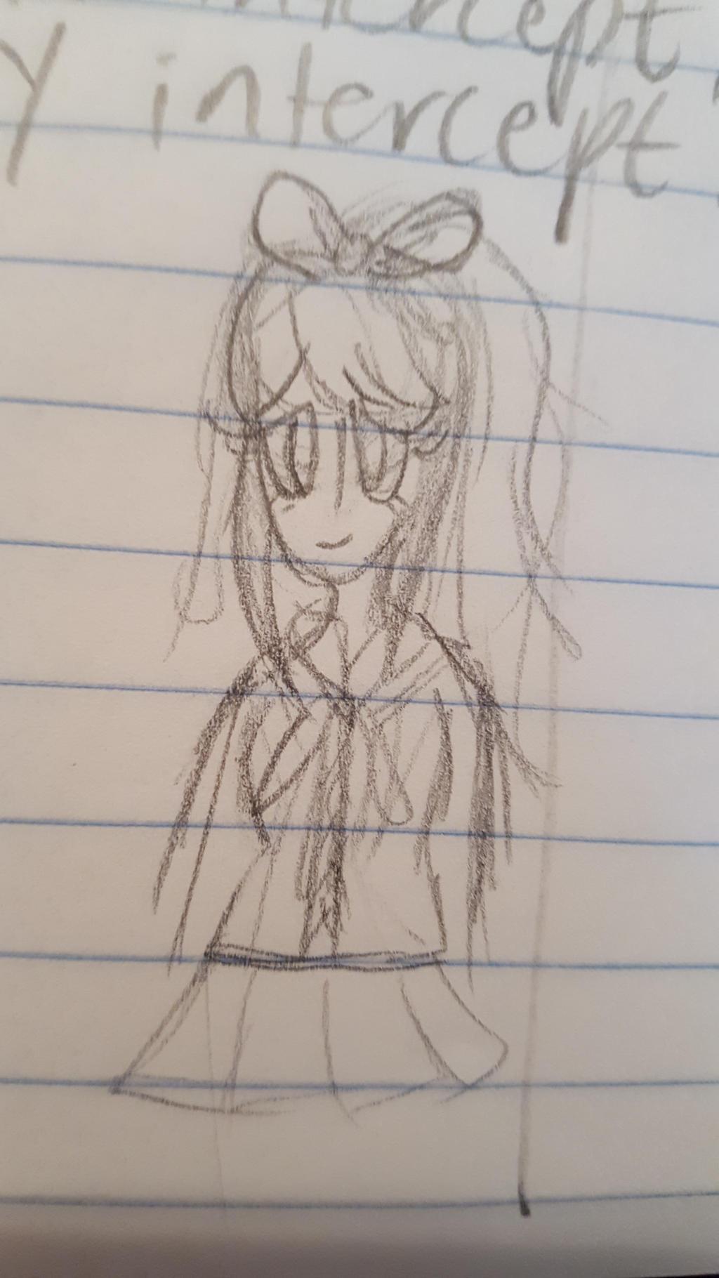 Monika by swagdoggos