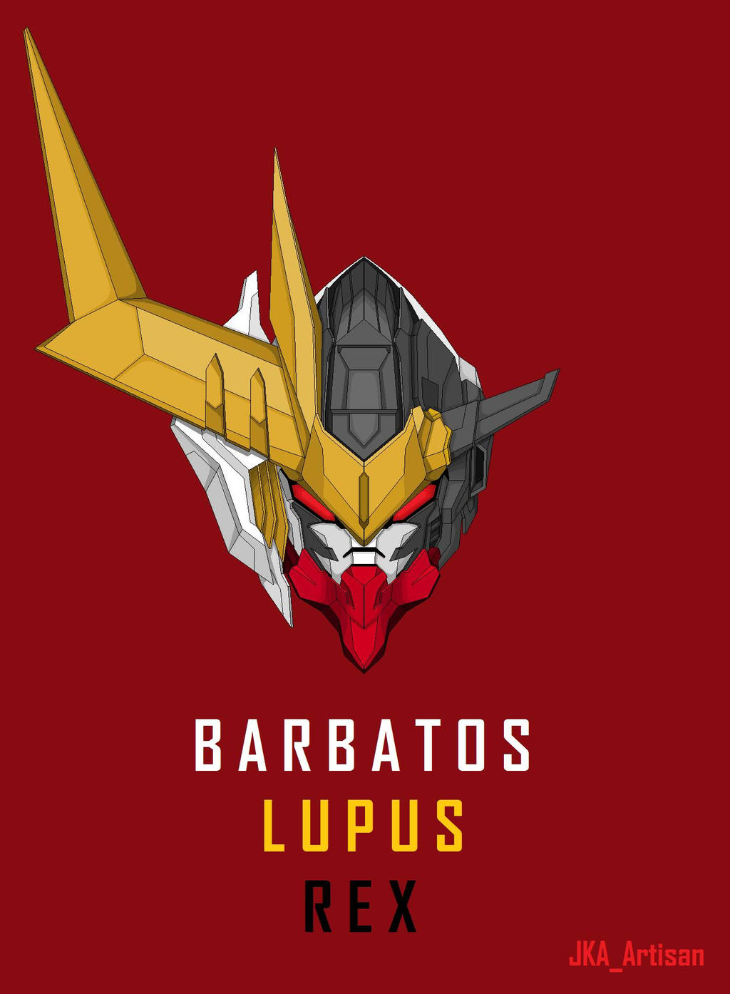 Gundam Barbatos Lupus Rex Last Stand By Mikazuki008 On Deviantart