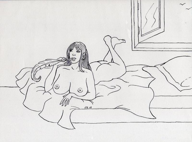 Pauline2 by Bjarki64