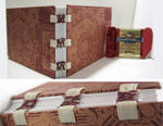 RedGold Exposed tape book by zar33n