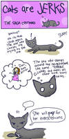 Cats are Jerks 2