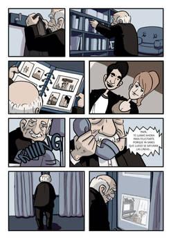 Sabina inspired comic