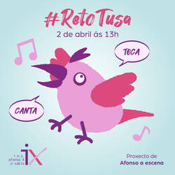 Promo #RetoTUSA
