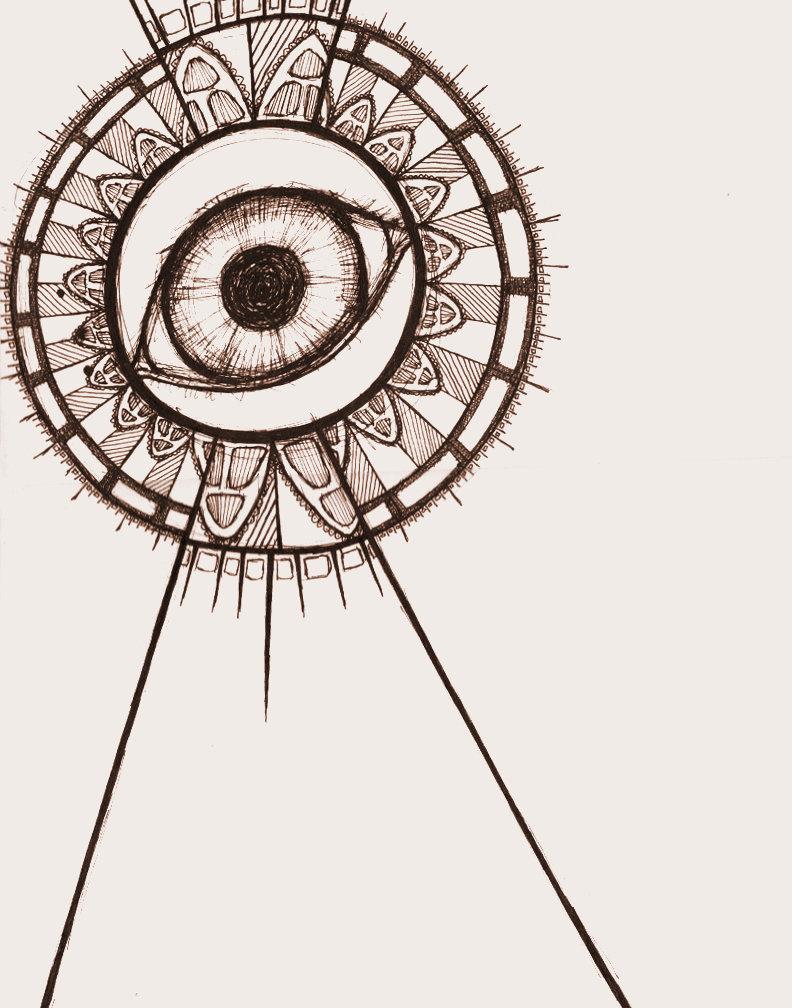 Evil Eye by Sam-Owen on DeviantArt