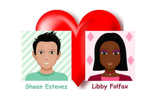 Sheen x Libby