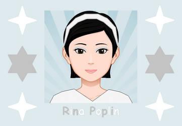 Rina Poplin - Original Character