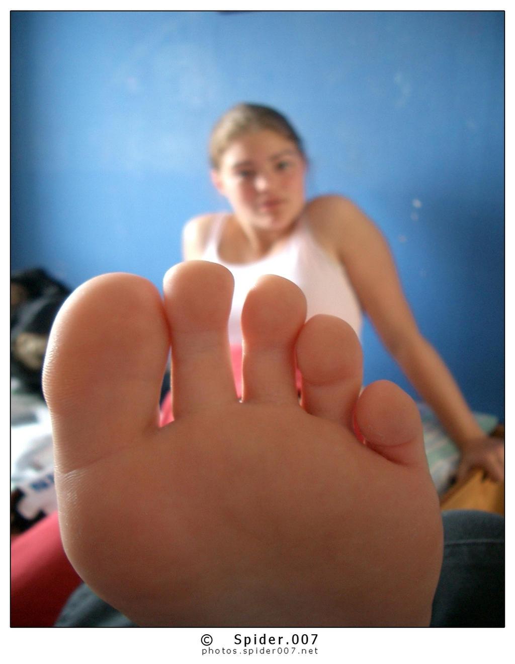 Sonority sisterly foot love 8