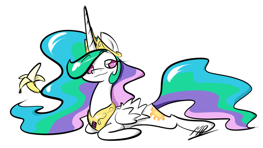 Princess Potassium (finished) by red-poni