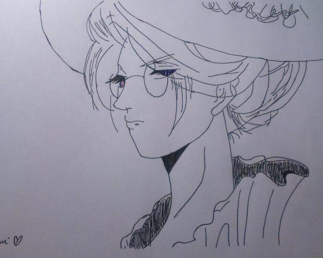 Integra Hellsing by Luffysta