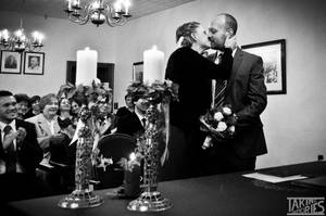 Wedding Kiss by TakingMemories