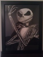 Jack Skellington By Equesgraphicdesign by EquesGraphicDesign