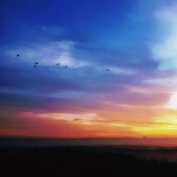 November Dawn by Shrutisp