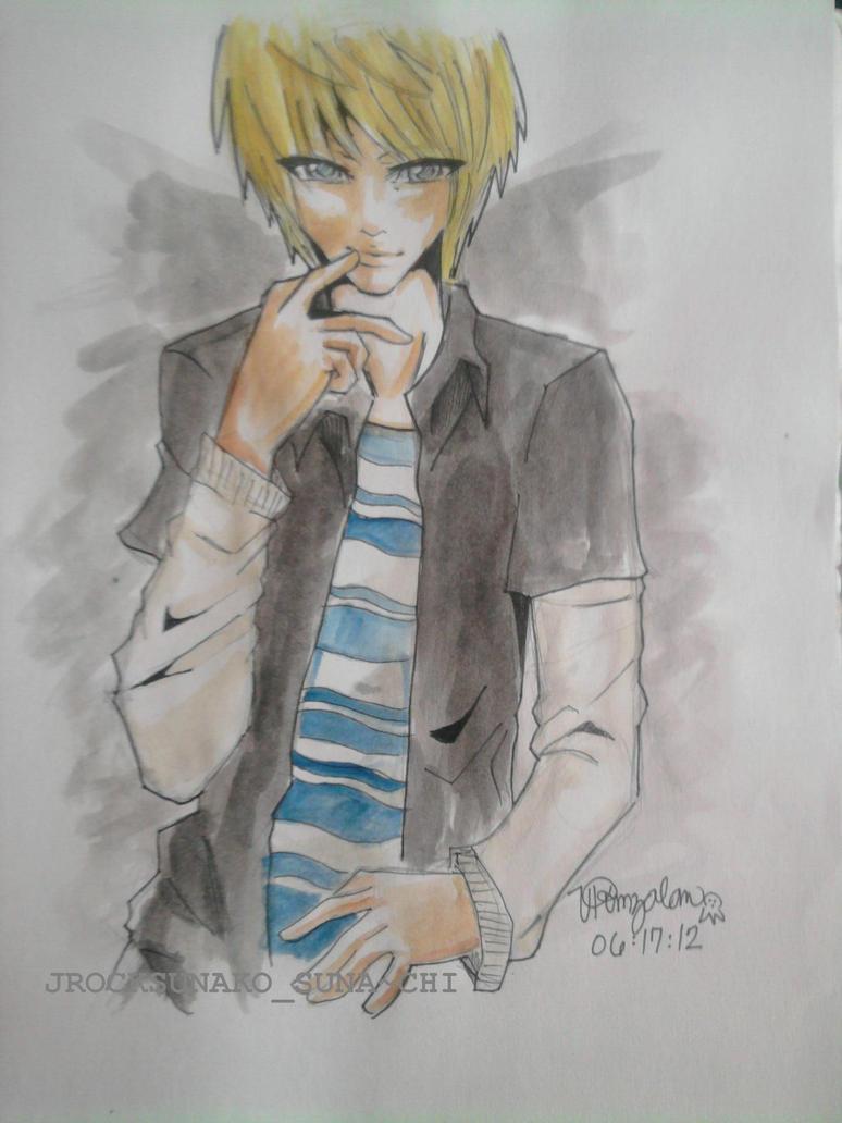Hiro Pon by JRockSunako