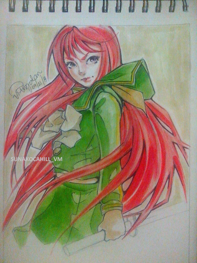 Shana by JRockSunako