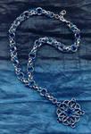 Byzantine Y Necklace