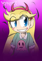 Star Butterfly by Pedrogamerds3456