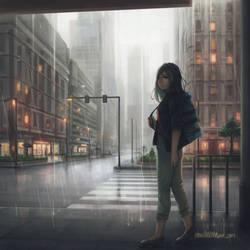 [C] - September Rain