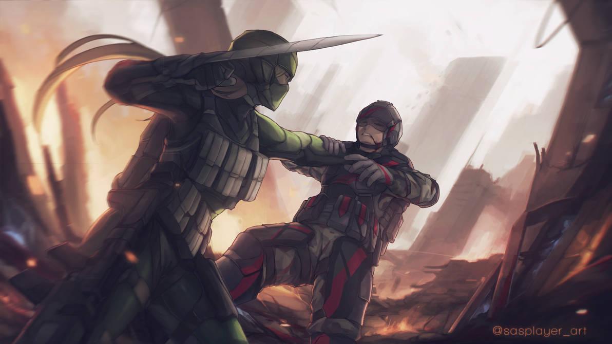 [C] - Into Battle