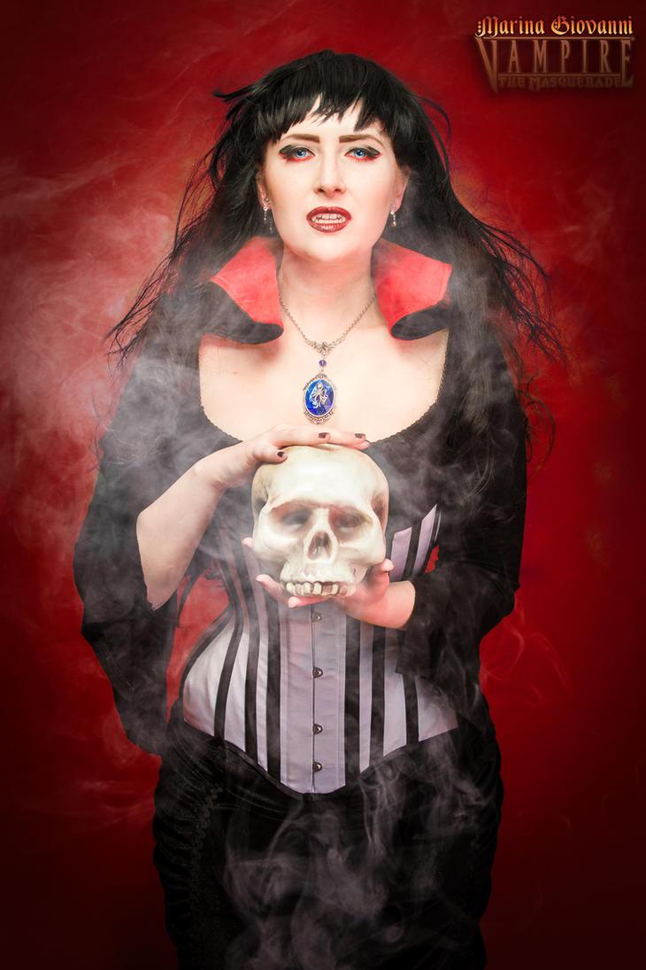 Vampire Marina Giovanni by TwistedKatiekat