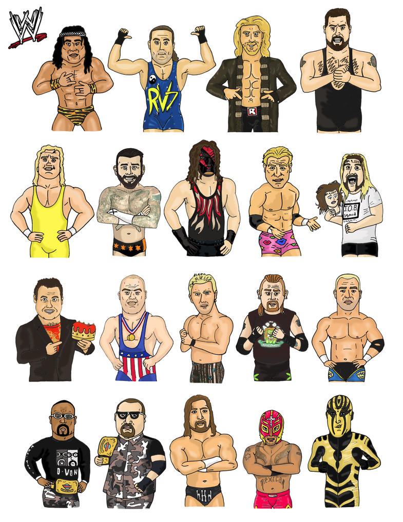 wwf heros 3 by blank mange on deviantart holly graphics clip art free holly corners clip art free