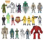 Iron Man Villains