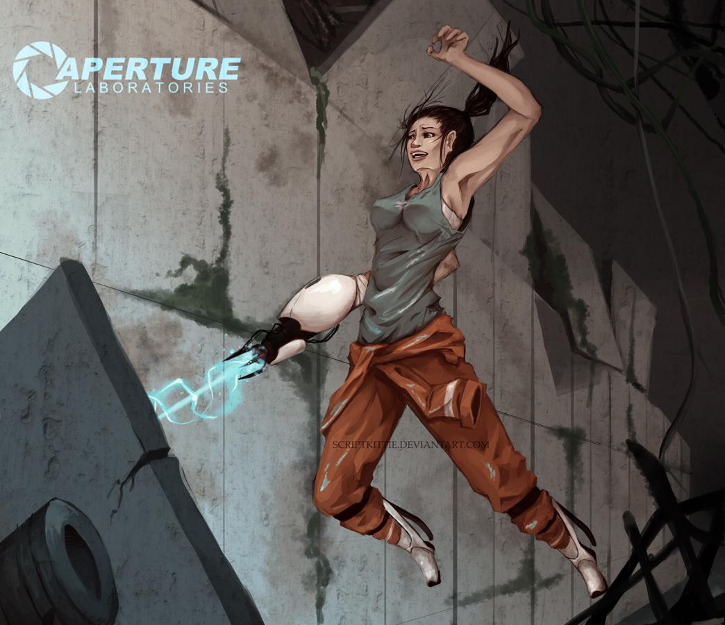 Portal 2 : For Science by scriptKittie