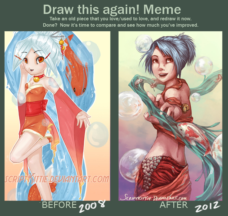 Improvement Meme by scriptKittie