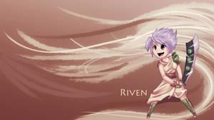 League Of Legends: Chibi Riven
