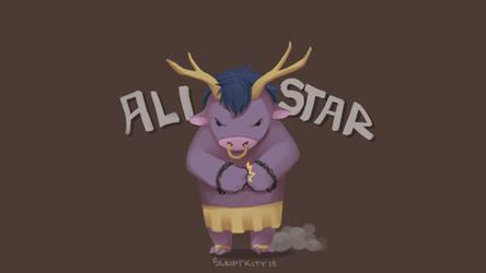 LoL: Alistar