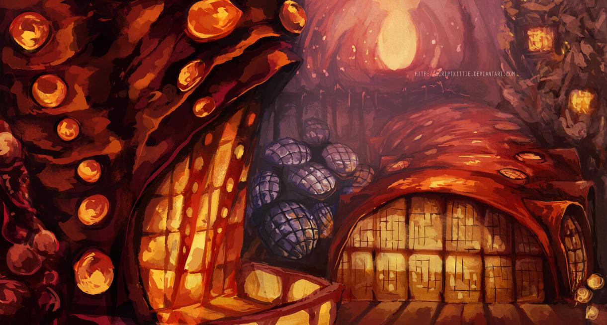 Salvaged City by scriptKittie