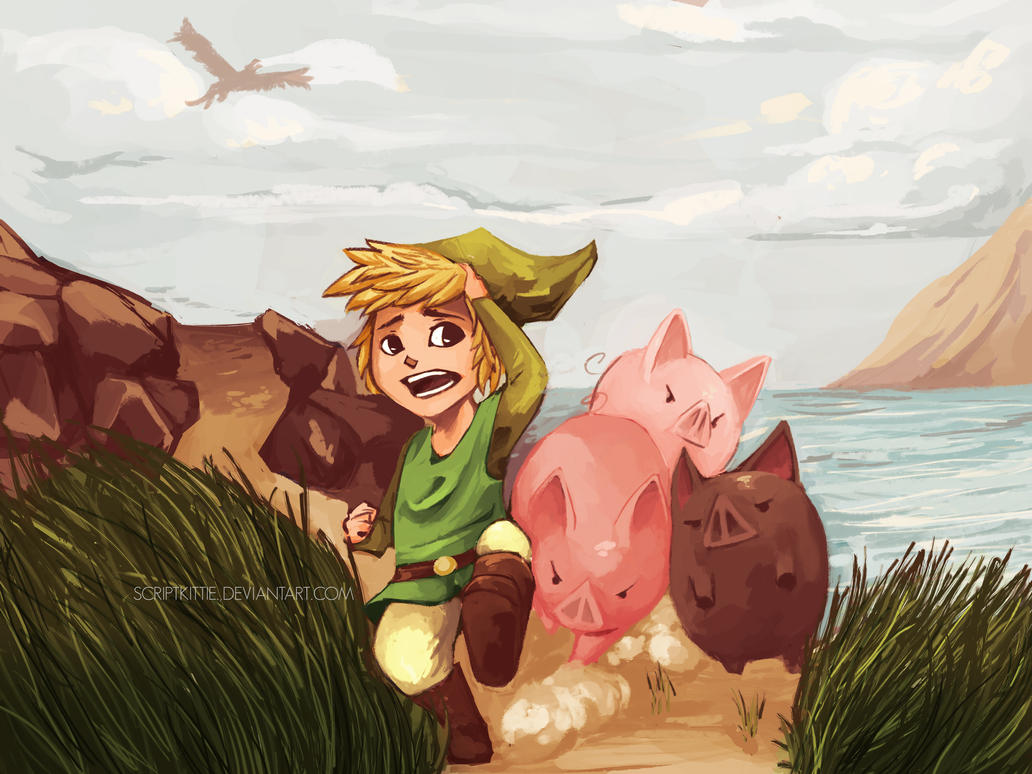 The Pig Waker by scriptKittie