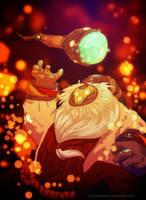 League of Legends- Bard