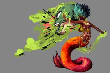Quetzalcoatl Cassiopeia