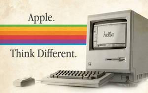 Apple Think Different by DhavalKatrodiya