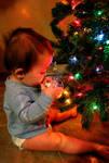 First Christmas II by elali