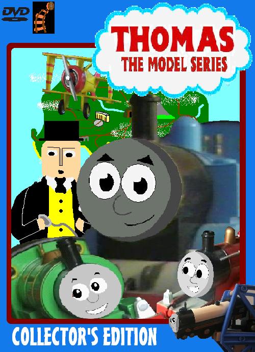 Thomas the Model Series DVD by CombineHarvester01 on DeviantArt