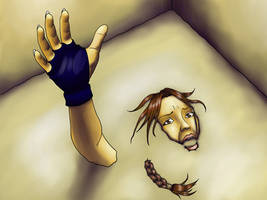Lara's Last Scream by DarthWoo