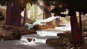 babbling creek