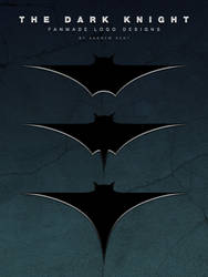 The Dark Knight Logo Designs by Kentofski